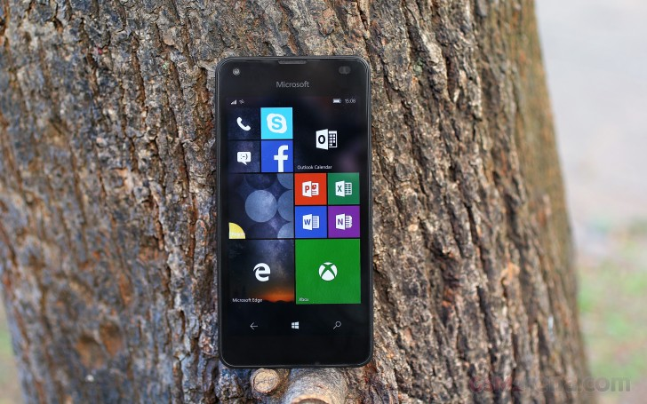 Low-Five Microsoft Lumia 550 review: Low-Five