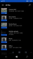 Microsoft Lumia 950 review: OneDrive