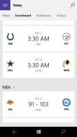 Microsoft Lumia 950 review: Sports
