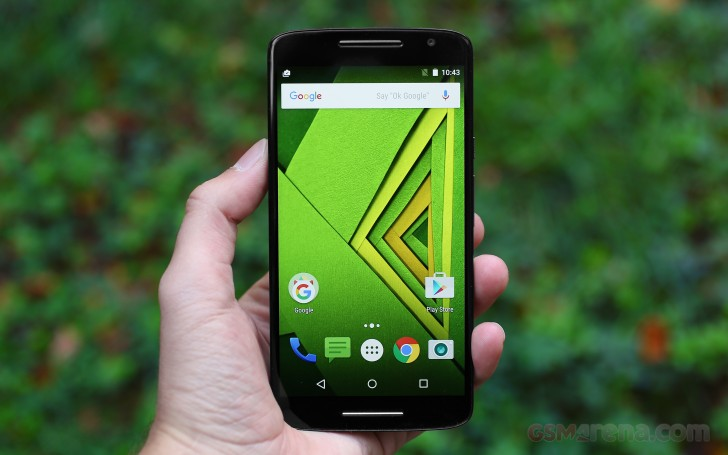Motorola Moto X Play time-saver review