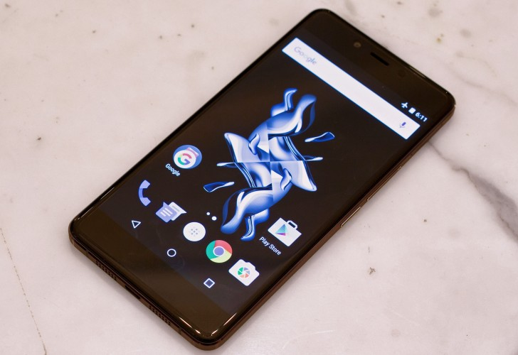 One Plus X hands-on