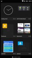 OnePlus X review: customizing homescreens