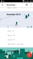 OnePlus X review: Calendar