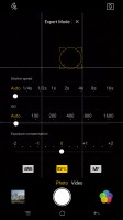 Expert mode - Oppo R7s review