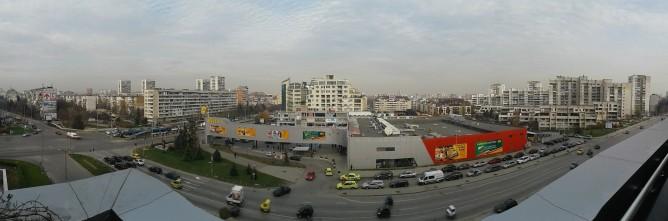 Samsung Galaxy J2 review: Samsung Galaxy J2 panorama