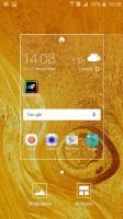 Samsung Galaxy J2 review: Changing the homescreen wallpaper