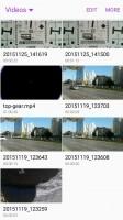Samsung Galaxy J2 review: Browsing videos