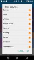 Sony Xperia Z5 Premium review: Sony Lifelog