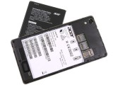 Back cover removed - Acer Liquid X2 review