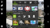 Camera interface - Acer Liquid X2 review