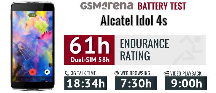 Alcatel Idol 4s preview