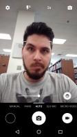 Selfie camera - Alcatel Idol 4s preview