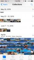 Photos app - Apple iPhone 7 Plus review