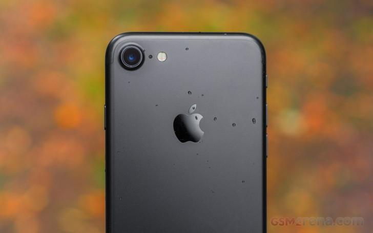 Apple iphone 7 камера