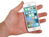 Handling the iPhone SE - Apple iPhone SE review