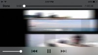 The video player - Apple iPhone SE review