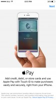 Apple Pay and the Wallet app - Apple iPhone SE review