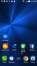 More homescreen - Asus Zenfone 3 ZE552KL review