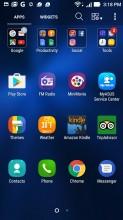 App drawer - Asus Zenfone 3 ZE552KL review