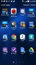 Locking apps - Asus Zenfone 3 ZE552KL review