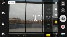 Manual mode - Asus Zenfone 3 ZE552KL review