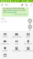 Messaging app - Asus Zenfone Max ZC550KL review