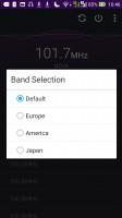 FM radio app - Asus Zenfone Max ZC550KL review