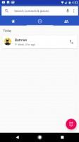 Call log - Google Pixel review