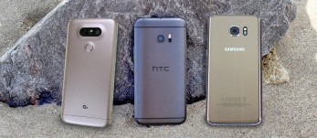 HTC 10 vs. LG G5 vs. Samsung Galaxy S7: Camera Shootout