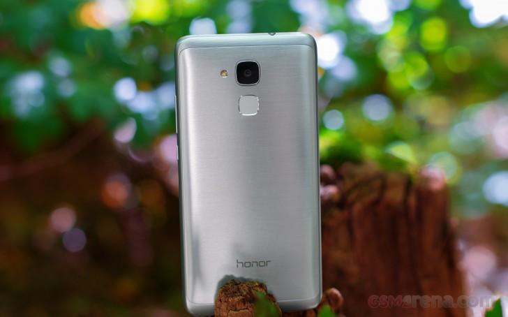 Huawei Honor 7 Lite (5c) review