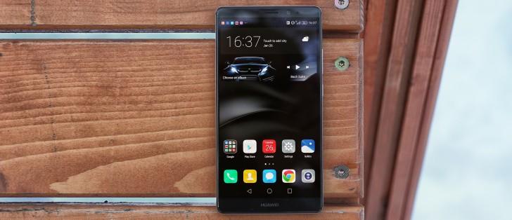 Huawei Mate 8 review: Time-saver edition - GSMArena com tests