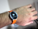 Measuring heart rate - Huawei Fit hands-on