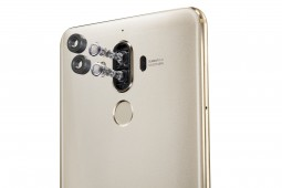 Huawei Mate 9 official images - Huawei Fit hands-on