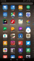 App drawer - Huawei Mate 9 review