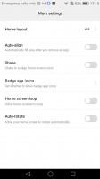 options - Huawei nova review