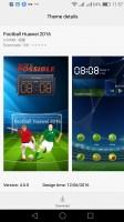 Themes - Huawei P9 lite review