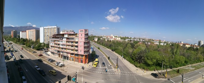 Huawei P9 panoramic images - Huawei P9 review