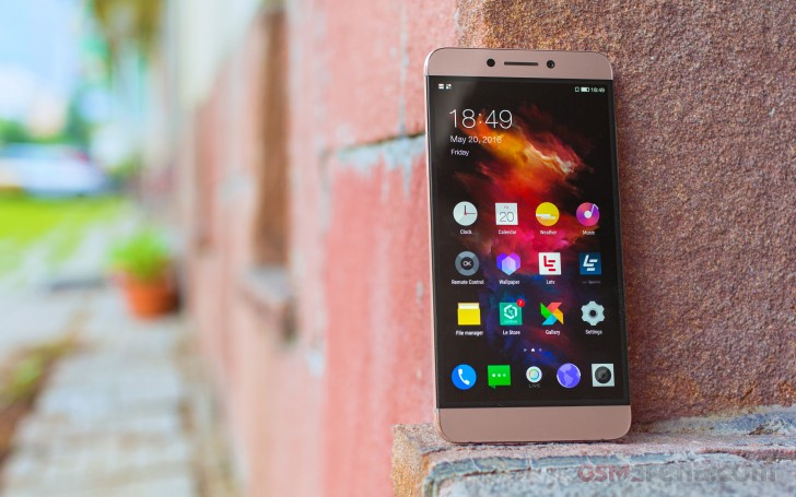LeEco Le Max 2 review: L'etranger - GSMArena com tests