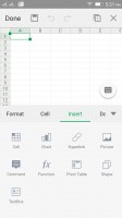 WPS Office: Spreadsheet - Lenovo Vibe K4 Note review