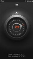 Compass - Lenovo Vibe K5 review