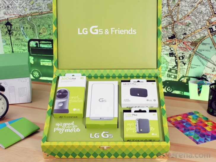 LG Friends review