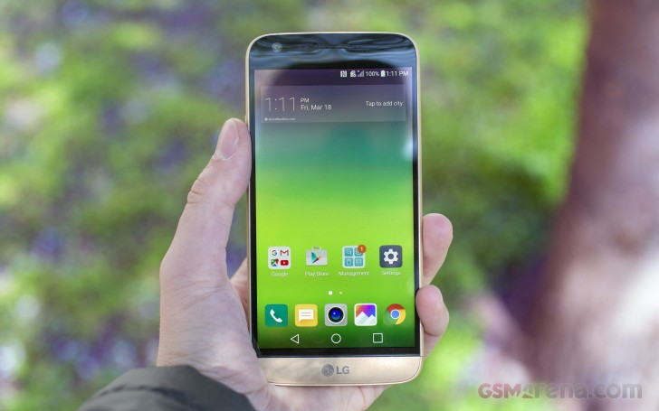 LG G5 review: Time-saver edition - GSMArena com tests