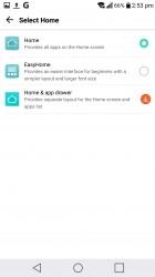 Adding back the app drawer - LG V20 review
