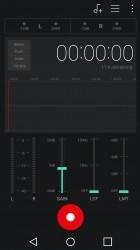 HD Audio recorder: Manual - LG V20 review