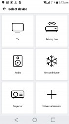QRemote creates a virtual universal remote - LG V20 review