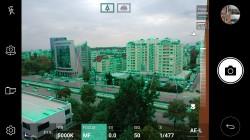 Focus peaking - LG V20 review