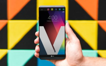 LG V20 again drops to $350 in US