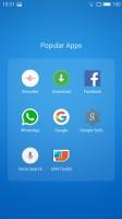 A folder - Meizu m3 note review