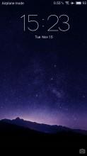 Lockscreen - Meizu MX6 review