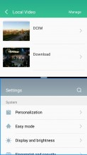 Multi-window - Meizu MX6 review